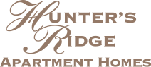 Hunter's Ridge Apartment Homes logo